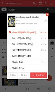 Vidmate Downloader Apk v3.11 Apk Terbaru 2017