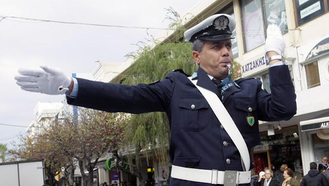 Ενισχυμένα μέτρα Τροχαίας σε όλη τη χώρα κατά την περίοδο εορτασμού της 25ης Μαρτίου