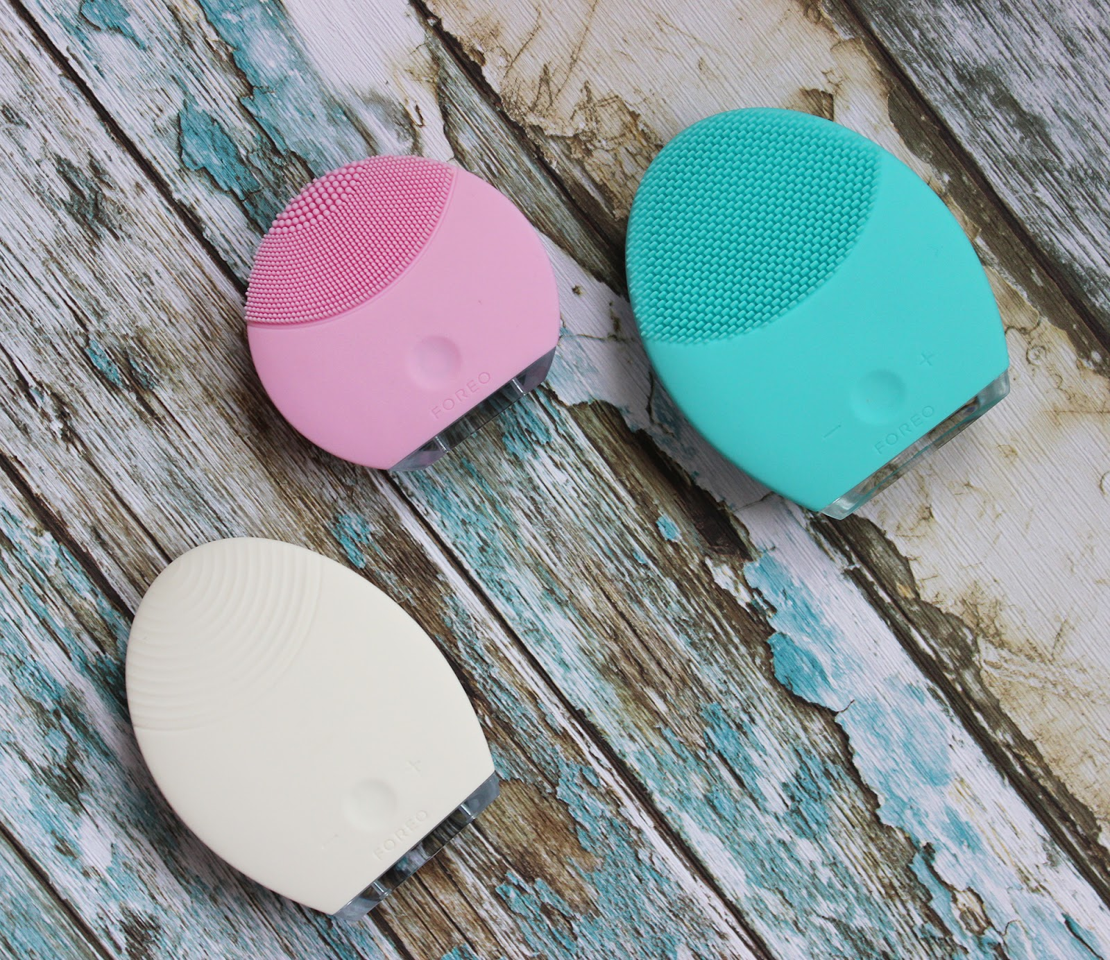 FOREO Luna 2 cleansing device review