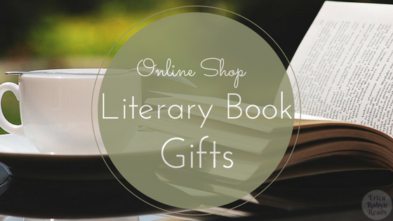 Online Shop Spotlight: Literary Book Gifts