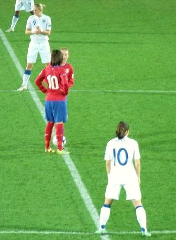 THE66POW: England 2 v Serbia 0 - Euro 2013 Qualifier