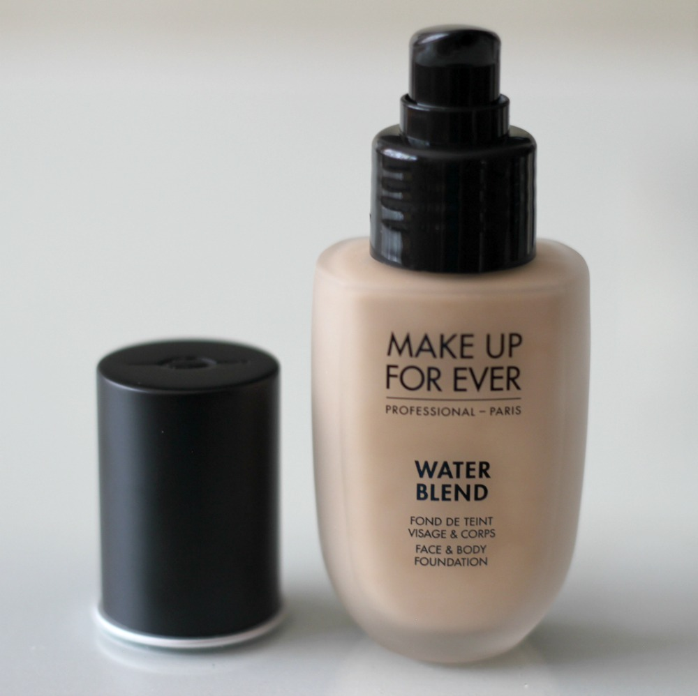 Make Up For Ever Water Blend Foundation Y305 Soft Beige