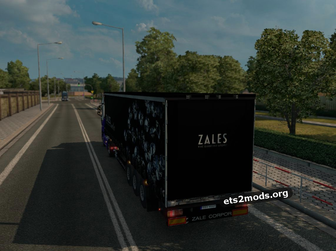 Zales Corporation trailers