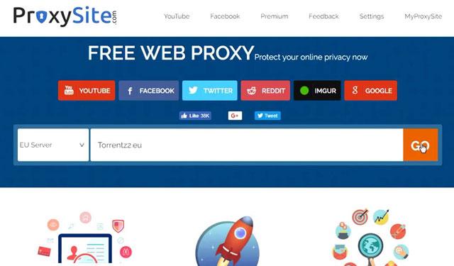 Proxy Site Membuka Internet Positif Tanpa Aplikasi