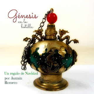 génesis en la botella