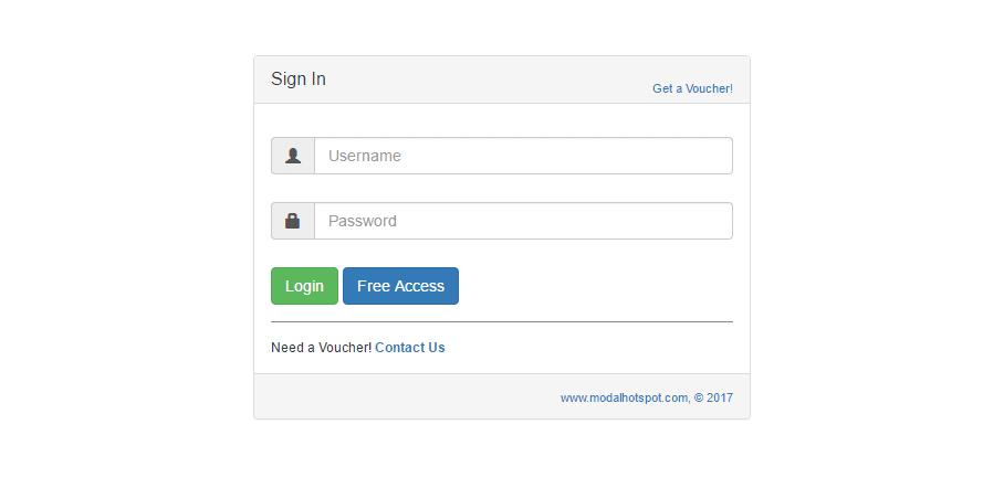 Download Gratis Login Page Hotspot MikroTik