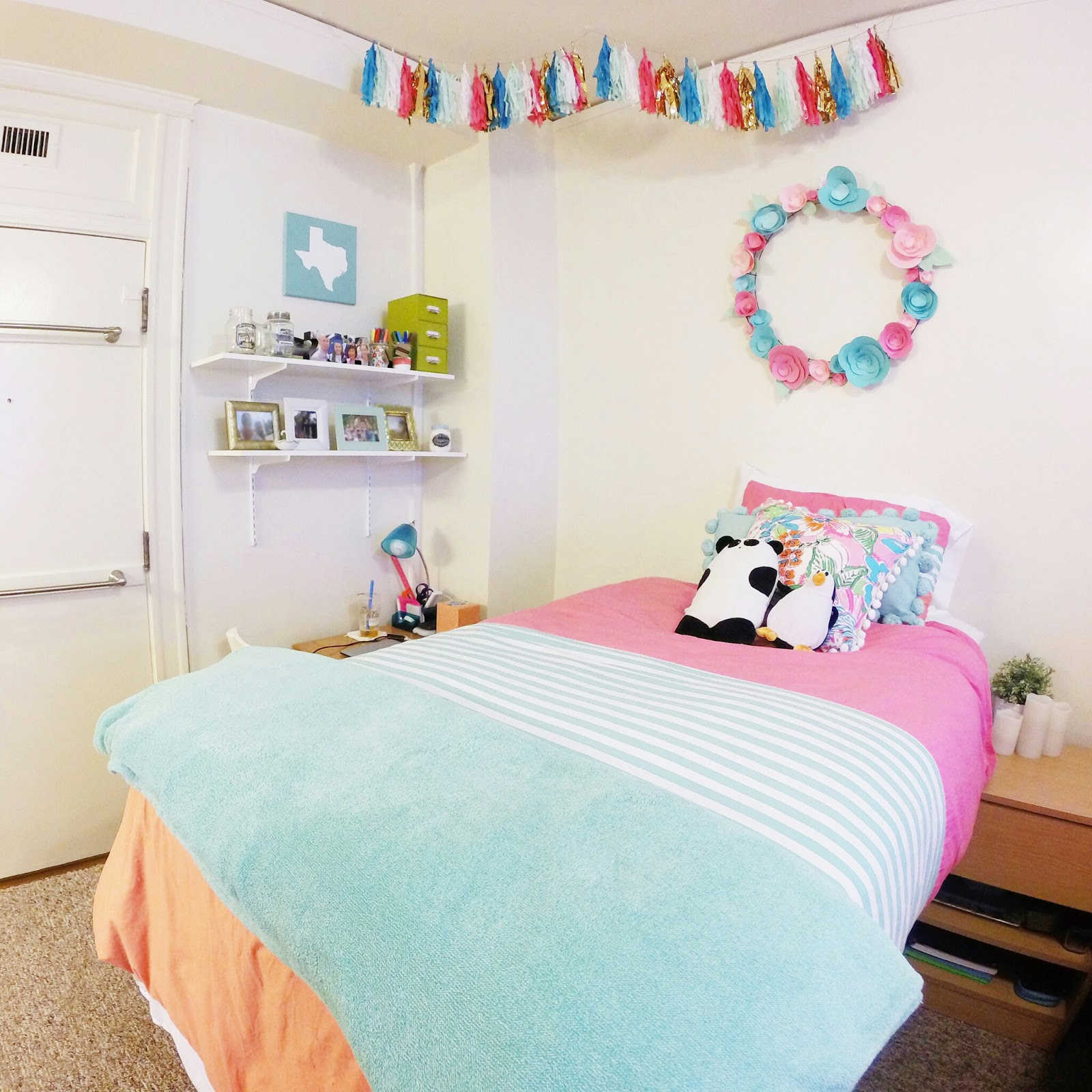 10 Dorm Living Tips | The Bella Insider