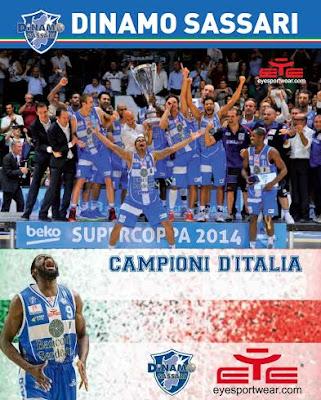 db603cba86b Να σημειώσουμε ότι η εταιρεία είναι χορηγός ένδυσης της Dinamo Sassari  Basketball Club (Πρωταθλήτρια και Κυπελλούχος της Ιταλίας).