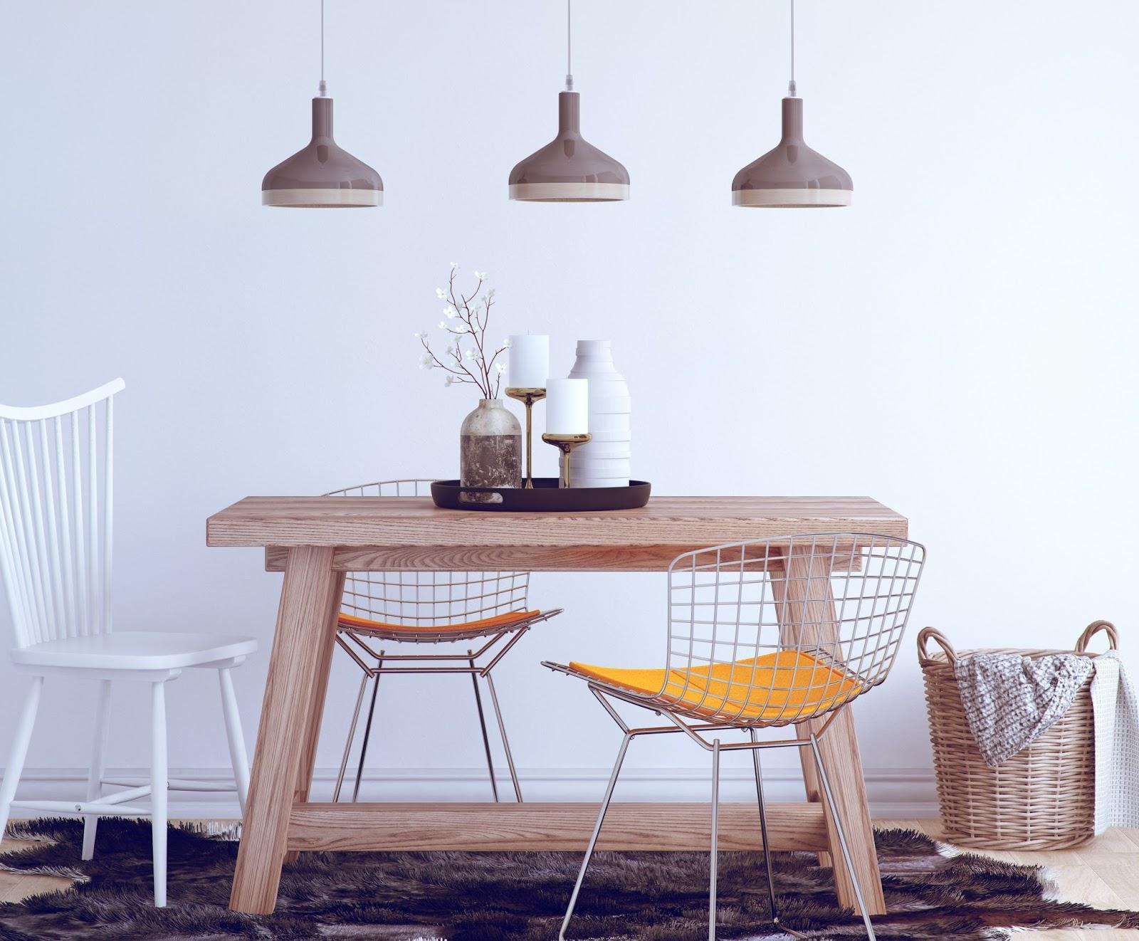 Pendant Lighting Over Kitchen Table Choice Image - Bar ...