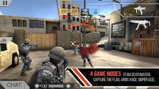 Standoff Multiplayer Mod Apk v1.20.1 (Unlimited Ammo)