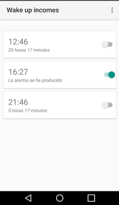 Descargar e instalar Wake Up Incoming en tu teléfono