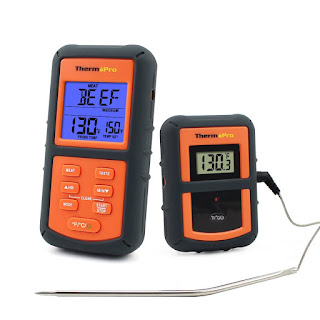 ThermoPro TP07 Remote Wireless Digital Kitchen Cooking Food Meat Thermometer