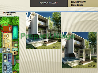 Properti-Niaga-Balconi-River-View-Residence-Sentul-City