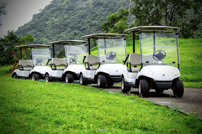 KVGC having biggest range of Golf cart