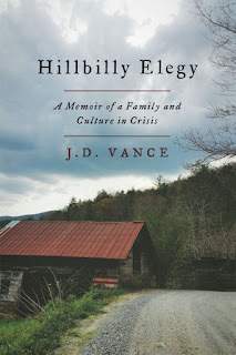 Hillbilly Elegy: A Memoir of a Family and Culture in Crisis - J. D. Vance [kindle] [mobi]