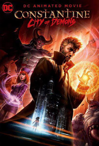 Constantine: City Of Demons (BRRip 1080p Dual Latino / Ingles) (2018)
