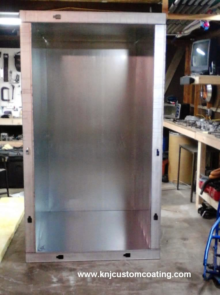 Powder Coating Oven Build