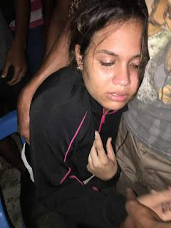 Joven desaparecida en Dajabon relata que abusaron de ella