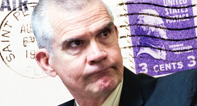 Unmarked mailers secretly seek to Kneecap GOP turn out
