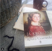 """Ja, królowa"" Renata Czarnecka"