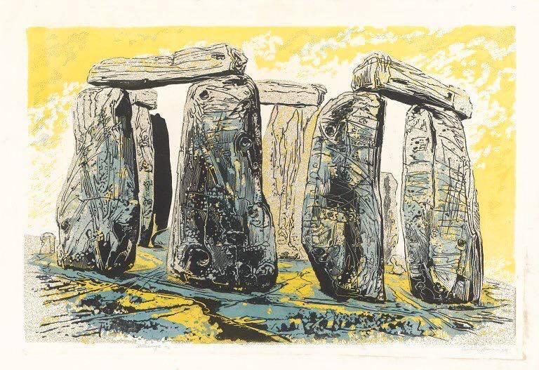 stonehenge sketchbook - 559×387