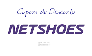 Teste de cupom Netshoes
