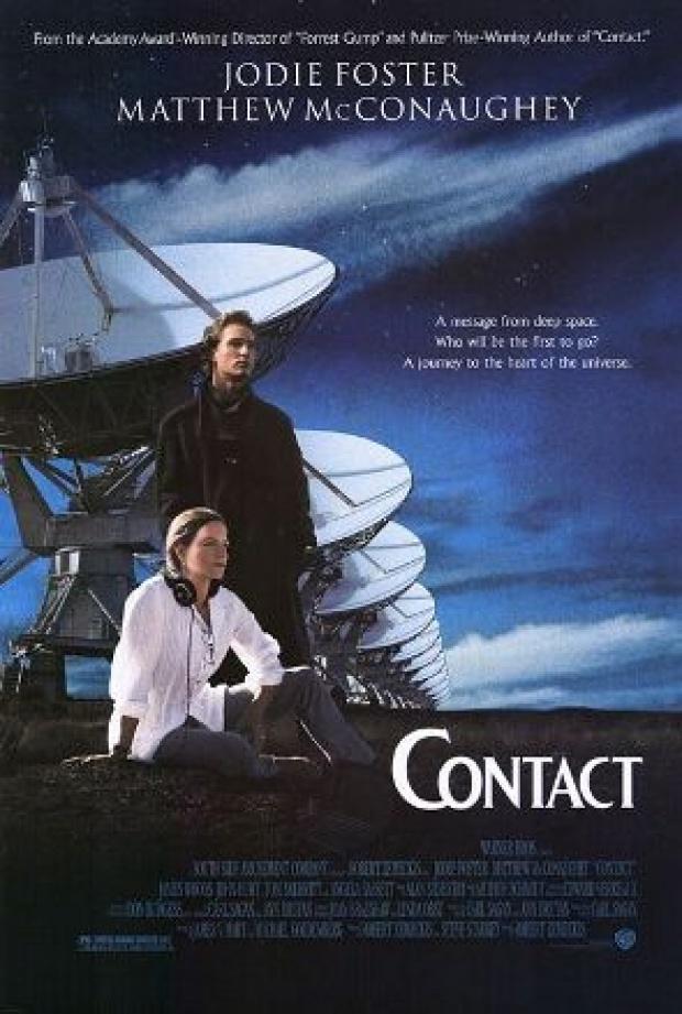 Contact อุบัติการสัมผัสห้วงอวกาศ