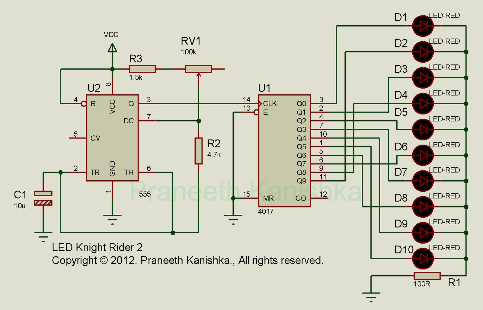 knight rider circuits 2 [ 1600 x 1028 Pixel ]