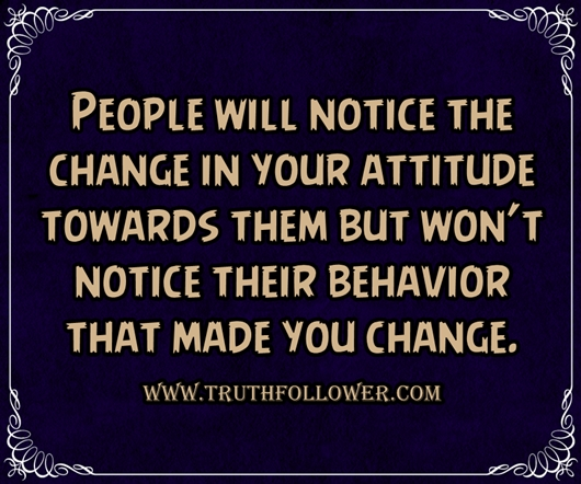 Quotes About People Who Notice: People Will Notice