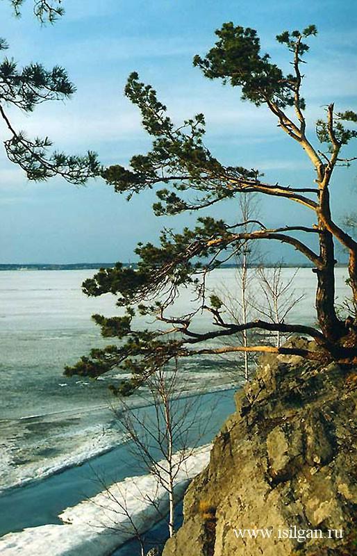 Озеро Синара. Челябинская область