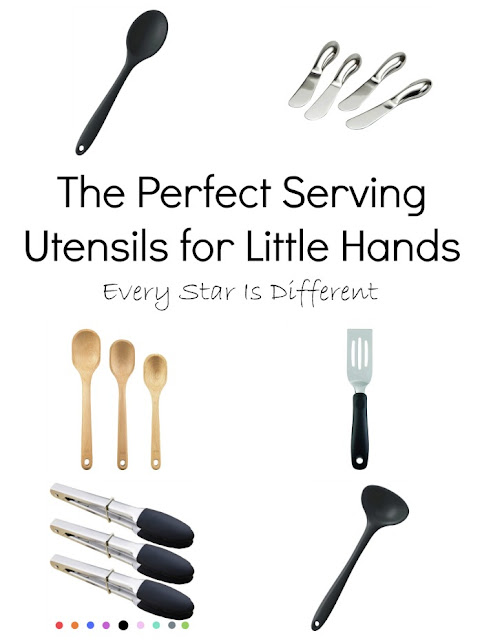 The 5 Best Tips for Helping Children Be Independent While Serving Food: The Perfect Serving Utensils for Little Hands