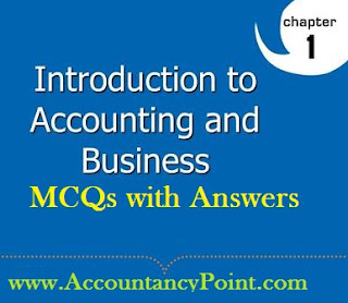 Introduction to Accounting - MCQs with Answers