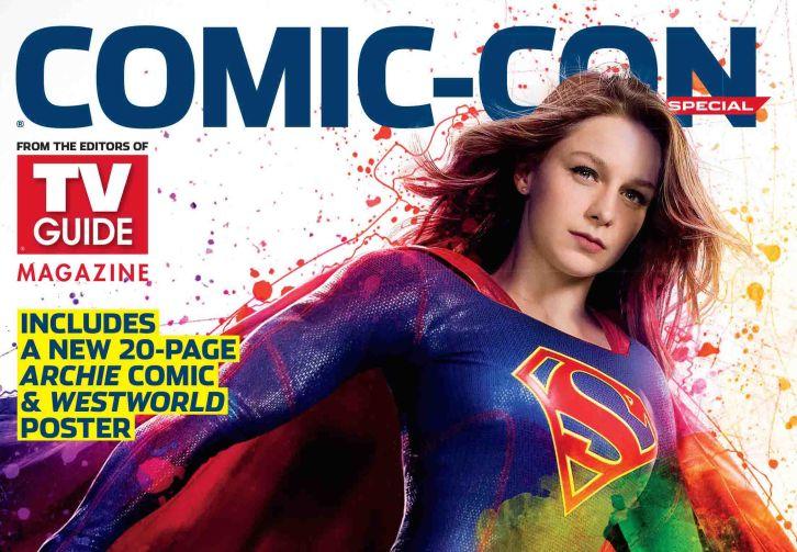 2017 TV Guide Comic-Con Covers