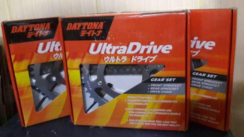 foto dan harga Gear set daytona ultra drive