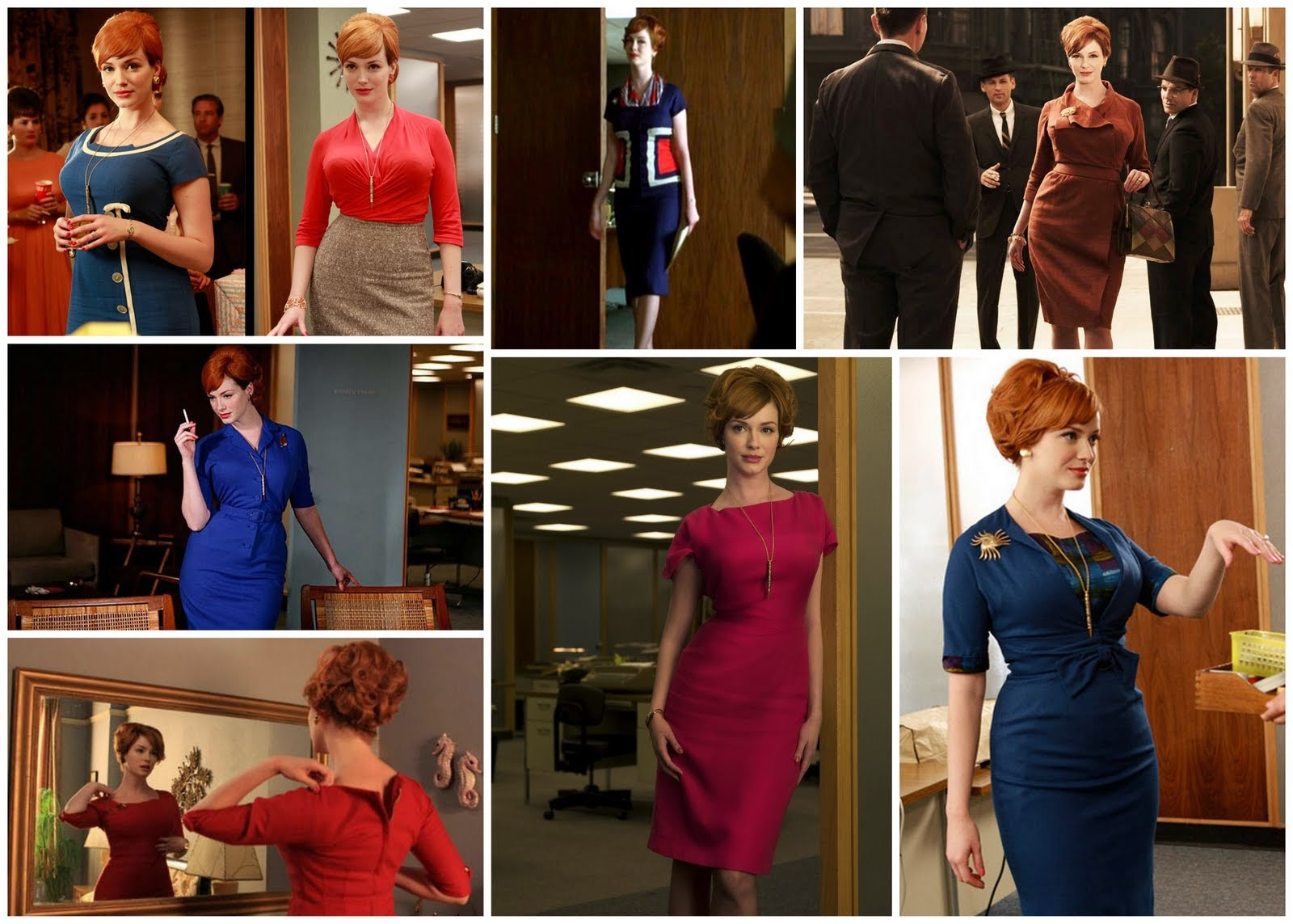 Retro Rack: TV Style: Whose Wardrobe Would Gail Steal?