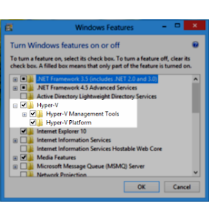 Mengatasi Hypervisor Is Not Running Visual Studio 2013