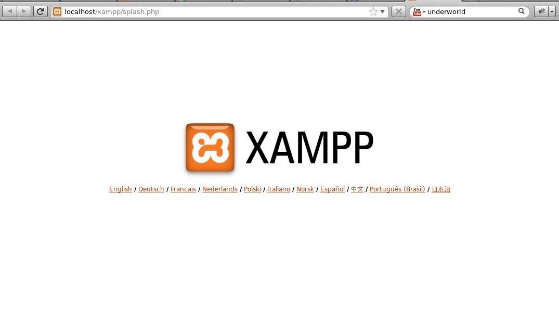 Las Aventuras de Tux: Servidor Local: Arch + Xampp