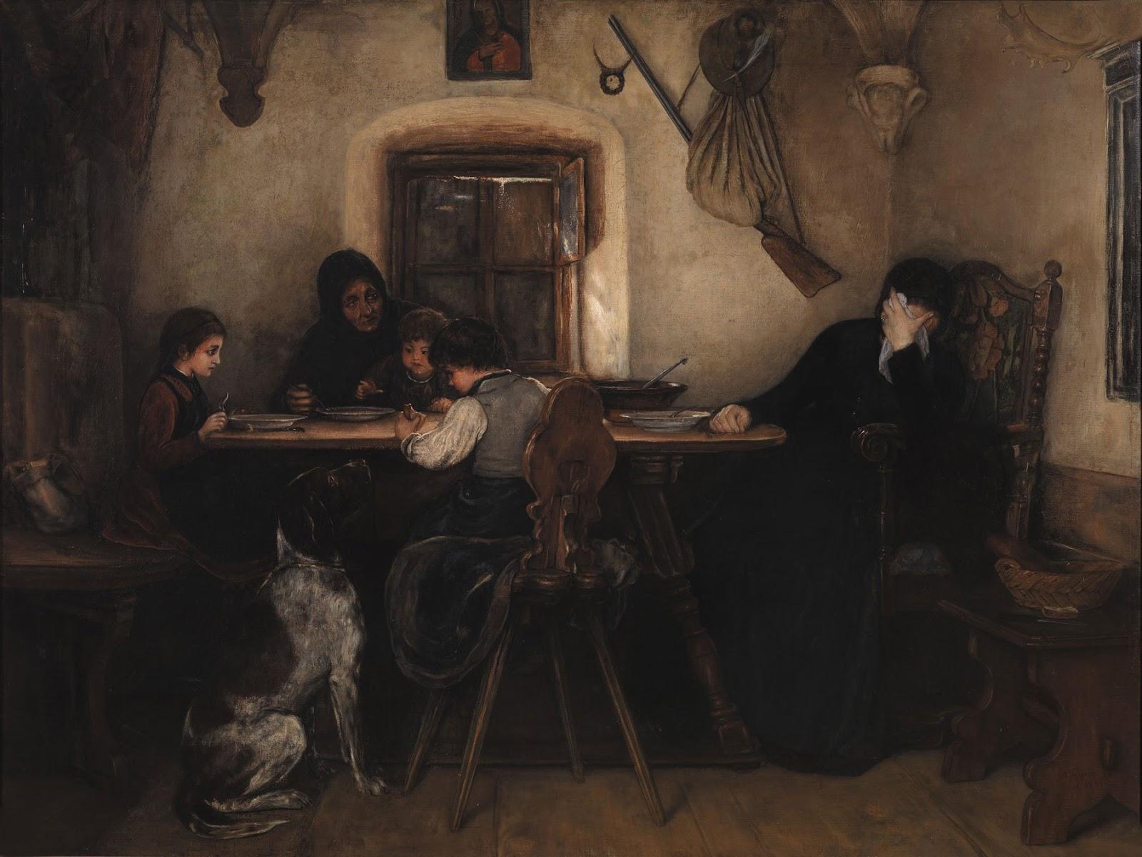 Nikolaos Gyzis Greek painter C