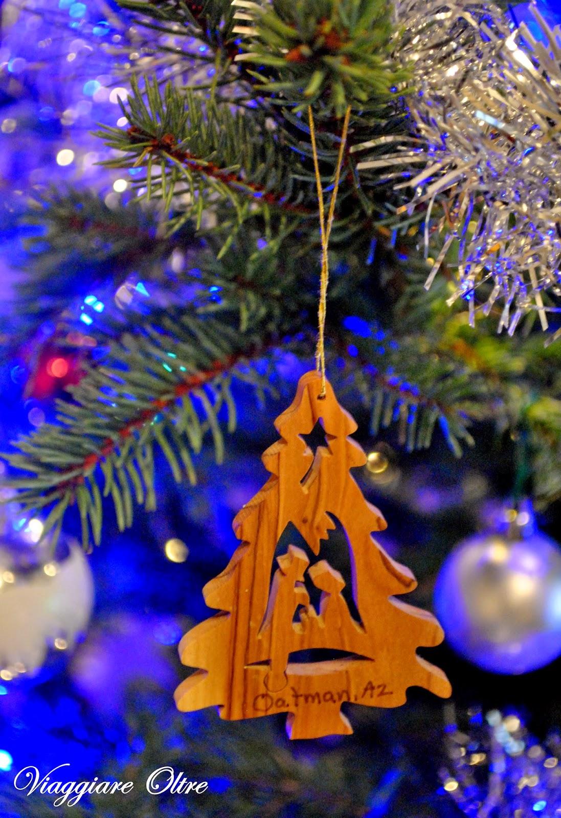 Idee Creative Per Natale albero di natale e viaggi: vi racconto una piccola