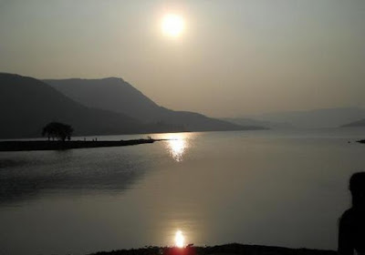 Mulshi Lake and Dam