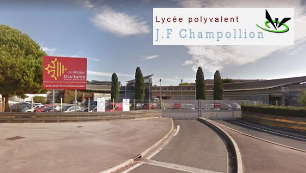 Lycée J.F Champollion Lattes