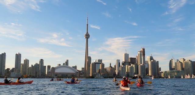 Ontario Lake, Toronto - Canada
