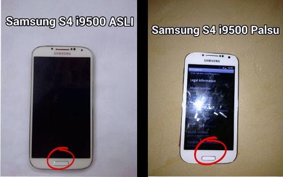 Tips Cara Membedakan Ponsel Android samsung S6 S5 S4 Note 2 3 4 5 Replika Dngan Yang Asli