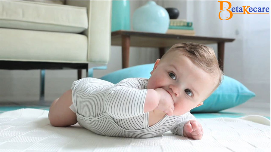 tummy time for baby