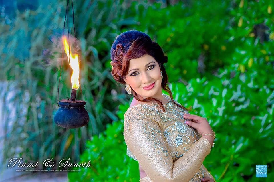 Srilankan actress Piumi Botheju Birthday celebration