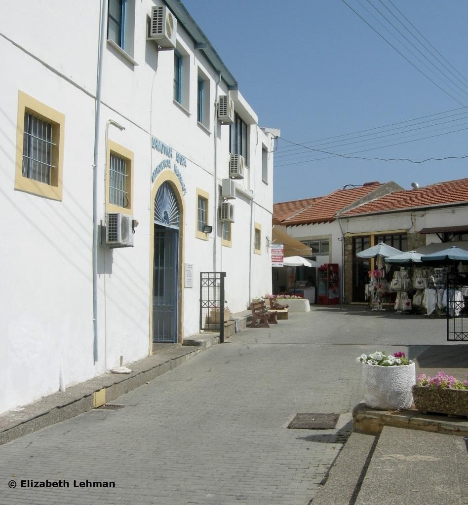 Exploring Cyprus: Paphos Municipal Market