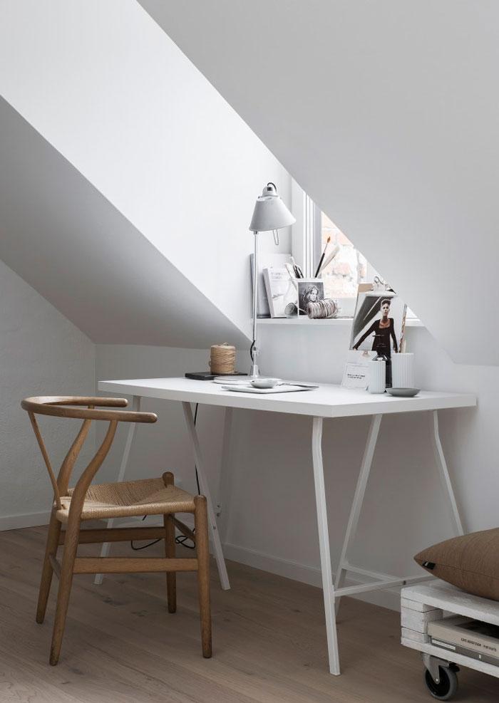 PUNTXET 30 metros cuadrados de elegancia y sencillez #deco #decoracion #decoration #hogar #home #loft #estilonordico #nordicstyle #estiloescandinavo #scandinavianstyle #workspace #study #estudio