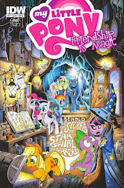 MLP Friendship is Magic #17 Comic