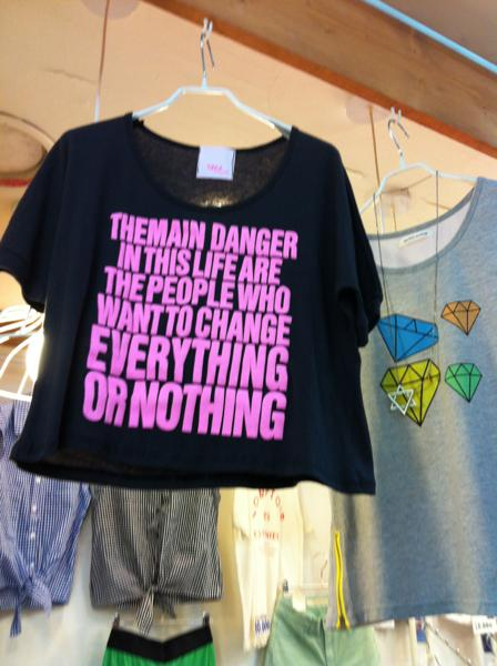 life as art travel pics funny english tshirts in korea