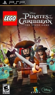 LEGO Pirates of The Caribbean The Video Game PSP Iso Cso Ukuran Kecil